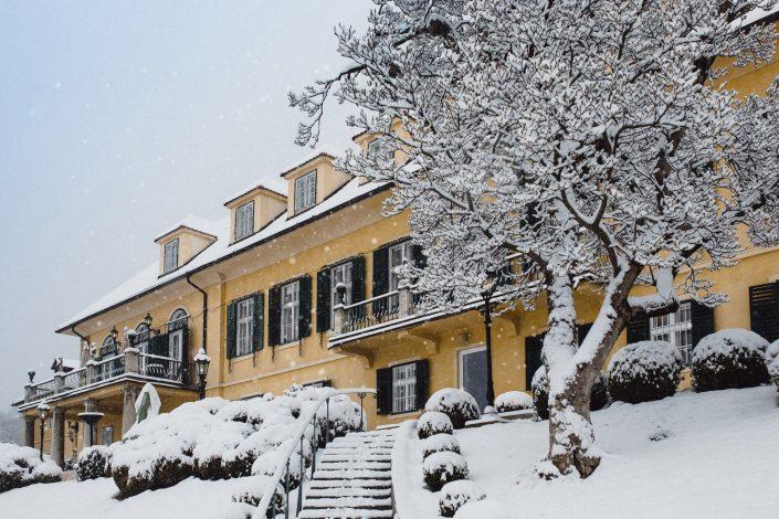Aiola im Schloss - Winter