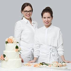 Lisi Köhl und Vera Straschek